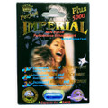IMPERIAL PERFECT PLUS 5000 Male Sexual Performance Enhancement Pill, 1ct. Card.