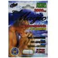 Libi Magic 2000mg. 1x Card Male Sexual Performance Enhancement 100% ORIGINAL.