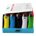 Full Size MK Grip Disposable Cigarette Lighters, All Purpose (50ct.)