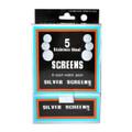 Pipe Screens Box-SILVER