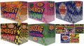 ENERGY NOW 5 BOX (GINKGO BILOBA-GINSENG-HIGH-PURE-ULTRA)  24ct. EACH BOX