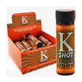 K Shot Kratom Extract 0.5OZ/15ML – 12 Bottles (1 Box)