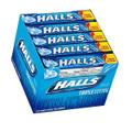 HALLS STICK 9's 20 ct.  PEPPERMINT.