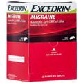 Excedrin Migraine Box 25 x 2's