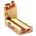 "RAW UNREFINED ORGANIC HEMP -1 1/4"" - 24"