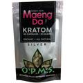 OPMS Kratom Silver Maeng Da 18g, 30 caps