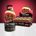 5 Hour Energy Extra Strength WATERMELON 12 Bottles