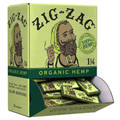 ZIG-ZAG Promo 1-1/4 Organic Hemp - 48 Count
