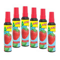 Little Trees -Strawberry- 3.5oz Spray Bottles, 6-Pack