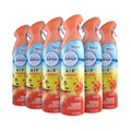 Febreze Air Freshener and Odor Eliminator Spray, HAWAIIAN ALOHA, 8.8oz. (Pack of 6)