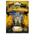 MV9 Days Gold 10000 Male Enhancement Pills, 1 Card