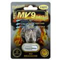 MV9 Days 11000 Platinum Male Enhancement Pills, 1 Card