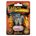 MV9 Days Extreme 9000 Male Enhancement Pills, 1 Card