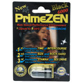 Prime Zen Black 6000 - Premium Male Enhancement Pill, 1 Card