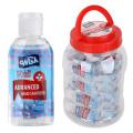 Wish - Hand Sanitizer 2oz Gel with Vitamin E (Box of 24)