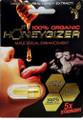 Organic HoneyGizer Male Enhancement Pills Real Honey (24 Card)