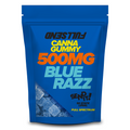 FULLSEND Canna Gummies *Blue Razz* 500MG 1 Bag