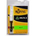 ROYAL Delta 8 Cartridges *AK 47* (1ML)- Wholesale