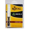 ROYAL Delta 8 Cartridges *COOKIES (HYBRID)* (1ML)- Wholesale