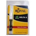ROYAL Delta 8 Cartridges *CHERRY PIE(SATIVA)* (1ML)- Wholesale