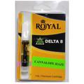 ROYAL Delta 8 Cartridges *CANNALOPE HAZE* (1ML)- Wholesale