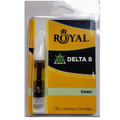 ROYAL Delta 8 Cartridges *GELATO* (1ML)- Wholesale