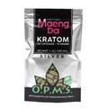 OPMS 72 Grams 120 Capsules, Silver MAENG DA Kratom.