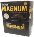 Trojan Magnum Black Box/48ct -- 48 Condoms.