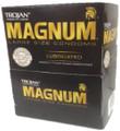 Trojan Magnum Black Box/48ct -- 48 Condoms.