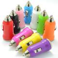 USB CAR CHARGER 50CT. BAG, MIX COLOR