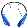 HBS-800 Blue Wireless Bluetooth Neckband Stereo Headset, Retail Pack.