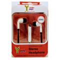 STEREO HEADPHONE EAR PHONE BLACK.