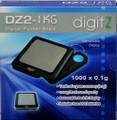 DigitZ DZ2-1KG Pocket Scale 1000g x 0.1g