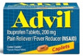 ADVIL - CAPLETS 24'S - 6 Units