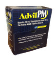 Advil Pm, 2 Pill Pouch, 50 Pouches Per Box.