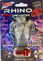 RHINO 69 EXTREME 9000 MALE ENHANCER PILLS, 1CT. CARD.