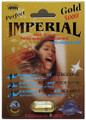 IMPERIAL PERFECT GOLD 5000 Male Pill, 24ct.