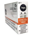 Logic PRO Capsules Tobacco 20 mg/ml 2-Ct (10/Box)