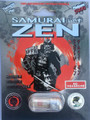 SAMURAIZEN PLATINUM 5000, Male Enhancer 24x Card.