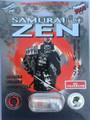 SAMURAIZEN PLATINUM 5000, Male Enhancer 24x Card.