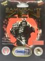 SAMURAIZEN BLACK 9000, Male Enhancer 24x Card.