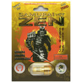 SAMURAIZEN GOLD 7000, Male Enhancer 1x Card.