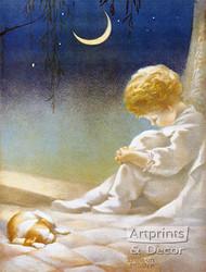 Slumberland by Annie Benson Müller - Art Print