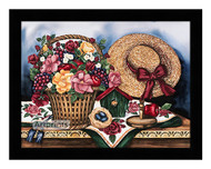 *Garden Treasures - Framed Art Print