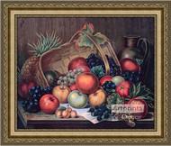 Assorted Fruits - Framed Art Print