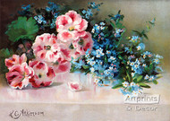 Spring Accents by L.C. Atkinson - Art Print