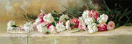 Carnations by Mc Lennan - Art Print