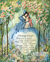 Mother Dear by Mary Gold - Art Print