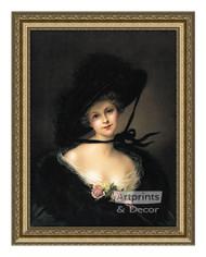 Kathleen - Framed Art Print