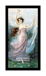 Blythe - Framed Art Print